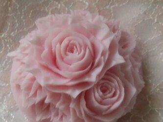 薔薇   プレゼント  石鹸の画像