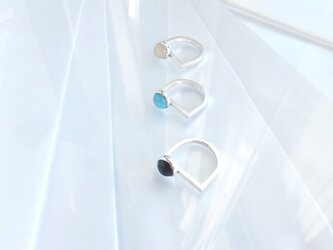 Small Ring (Amazonite)の画像