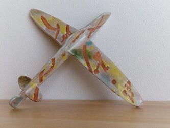 飛行機 置物 インテリア の画像