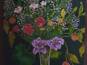 さねかずらのある花の画像