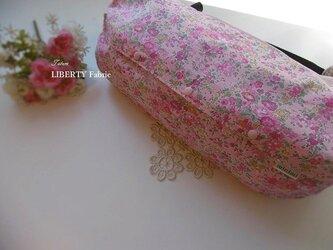 抱っこ紐収納カバー(LIBERTY Fabric)★Sale価格中です★の画像