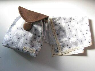 ランチセット(シロクマ)の画像