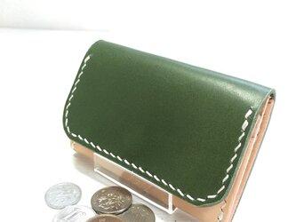 【組み合わせ自由♫】コンパクトな四角いミニミニ財布の画像