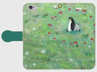 iPhone/手帳型スマホケース「フェアリーリング」(受注生産)の画像