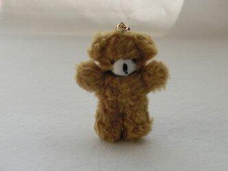 クマのpippi(イヤホンジャック・キーリング)の画像