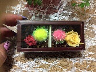 ちょっとお花の画像