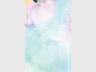 【K様ご注文】iPhone6/6sケース ピンクブルーの画像
