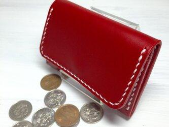【組み合わせ自由♩】コンパクトな四角いミニミニ財布の画像
