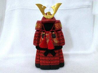 五月人形 鎧着の画像