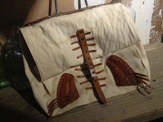肺と背骨 BAGの画像