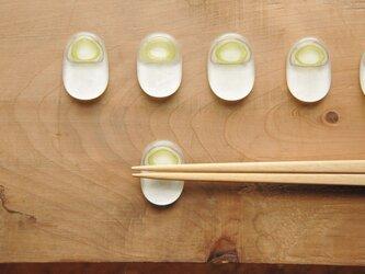 cotton : お箸置きの画像