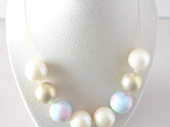 pearl16 necklaceの画像