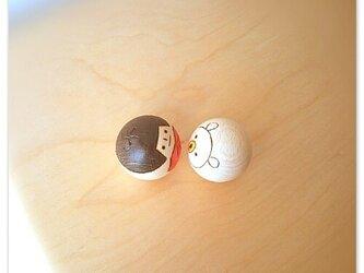 金太郎と熊さん *3*の画像