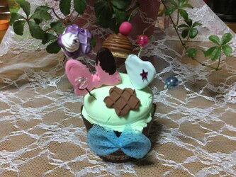カップケーキ1の画像