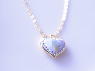 petit-heart necklaceの画像