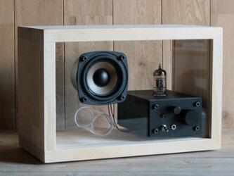 [Rina Nishihara様オーダー品]acrylic speaker pineの画像