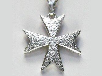 伝統的なモチーフ マルタ十字架 cc26 好評ですの画像