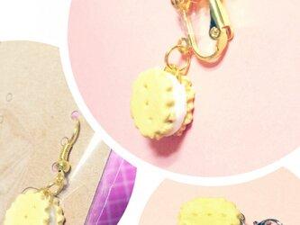 選べる使い道!かわいいミニチュア♡クッキーサンドの画像