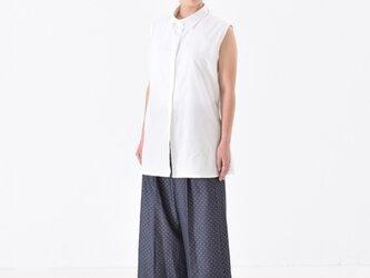 wide dot pants  ワイドパンツの画像