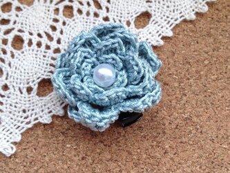 お花のモチーフ・クリップピン~その1の画像