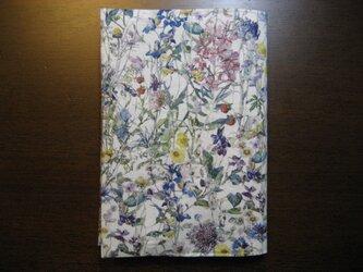 リバティプリント B6・四六判 (Wild Flowers)の画像