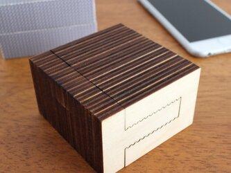 3Dスライドスタンド Wafers(ウエハース)の画像