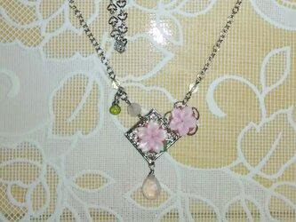 桜のネックレスⅢの画像