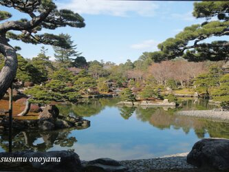 日本庭園2の画像