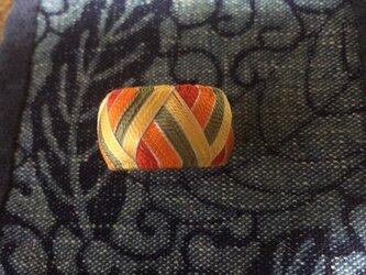 オレンジが綺麗な加賀の指ぬきの画像