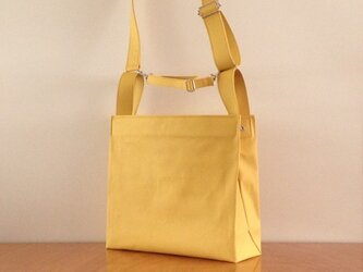 NM-3 Shoulder Bag[黄]の画像