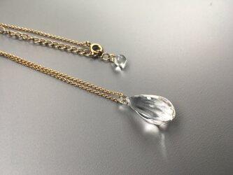 -Ice melt- single necklaceの画像