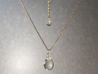 -Drop- necklaceの画像