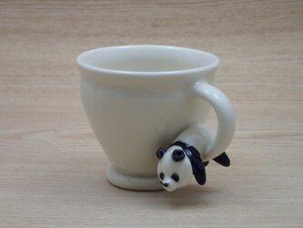 脱力パンダ・デミタスカップ−Cの画像