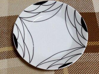 お皿アート【丸皿】の画像