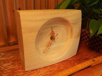 木の時計トールペイント用 T-1の画像