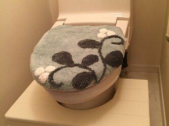 【送料無料】トイレトレーニングに^o^  塗装付あんしんトイレ踏み台 ワイドサイズの画像
