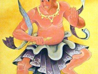 金剛力士の画像
