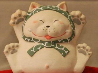 招き猫。泥棒猫 泥吉くん。の画像