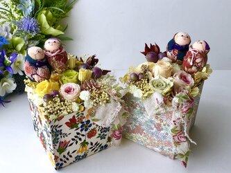 ご結婚・敬老の日プレゼント♡ギフトボックスの画像
