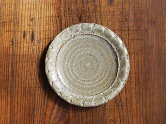 ケーキ皿 チタンベージュの画像