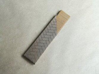 楊枝入れ 十三号【再販】:茶道小物の一つ、菓子切鞘の画像