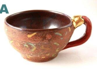 小鳥のマグカップ/ 陶芸家/ 陶器 /可愛い食器 / キッズ食器 /potteryの画像