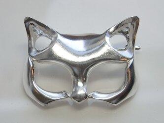 猫ブローチの画像
