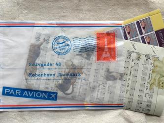 グラシン紙の大きな袋 20枚setの画像