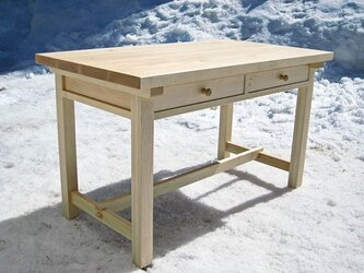 ワークテーブル(受注制作)の画像