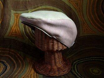 手作り ハンチング帽「山」~yama~の画像