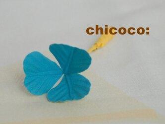 *Happy クローバ* blueの画像