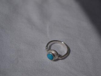 トルコ石 Ring 77の画像