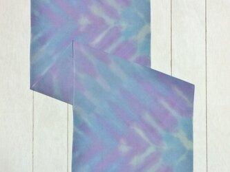 手ぬぐい pattern 水-TOYAMA-の画像