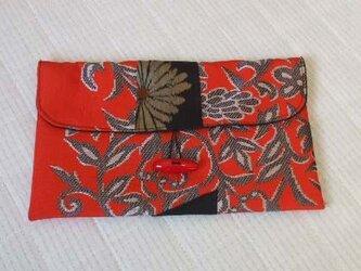 名古屋帯からのポーチ(整理袋) 絹の画像